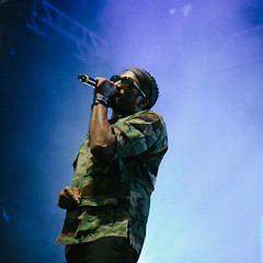 A Tribe Called Quest paid tribute to Phife Dawg at Pitchfork with their first full show since his death