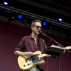 Founding Feelies guitarist Glenn Mercer