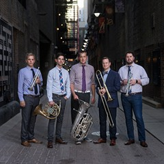 On Sevenfive, Chicago quintet Gaudete Brass explores the influence of composer John Corigliano