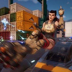 Chicago-inspired character Daisy in Agents of Mayhem