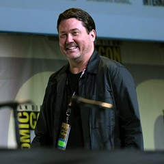 Doug Benson tapes a live version of his podcast Doug Loves Movies at Thalia Hall Wednesday 8/23.