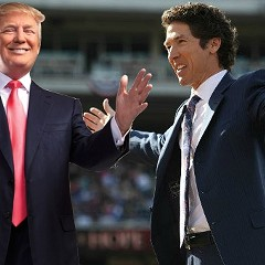 Trump and Osteen—a match made in capitalist heaven