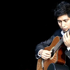Classical guitarist Ivan Resendiz is one of the artists who will be performing at the LATINxARTS festival.