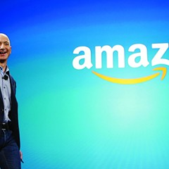 """Basically, Chicago is vying for the """"right"""" to help pay Amazon CEO Jeff Bezos, one of the world's richest men, to build a corporate headquarters."""