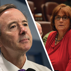 CPS CEO Forrest Claypool essentially called Tenth Ward alderman Susan Sadlowski Garza a liar during a closed-door meeting about school finances.