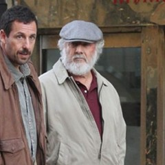 Adam Sandler and Dustin Hoffman in The Meyerowitz Stories (New and Selected)