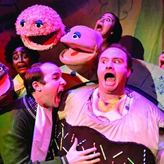 Arnie the Doughnut, Tangles and Plaques, and 11 more new stage shows to see