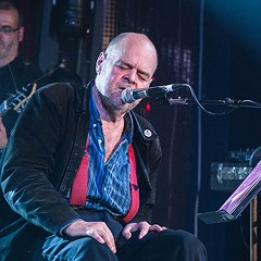 Pere Ubu's David Thomas seems more locked into the future than ever