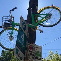 Could dockless bike share disrupt Chicago?