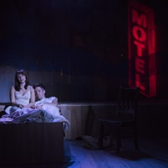 In Violet, a scarred heroine goes in search of a miracle