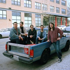 Baltimore band Us & Us Only find harmony in the brackish waters of indie rock on Full Flower