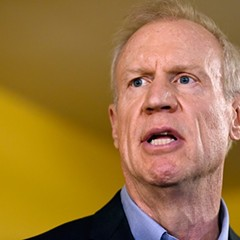 Opponent calls Rauner's move into Quincy veterans' home a 'cynical and transparent publicity stunt,' and other Chicago news