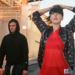 Shred-pop pioneers Sleigh Bells learn to thread the past with the present
