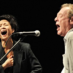 Phil Minton and Audrey Chen plumb the pre- and post-language possibilities of the human voice