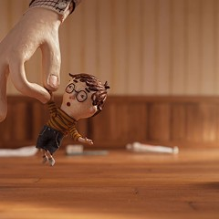The Oscar-nominated short animations are mainly kid stuff