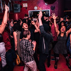Salonathon ends its weekly performance series with a joyous celebration