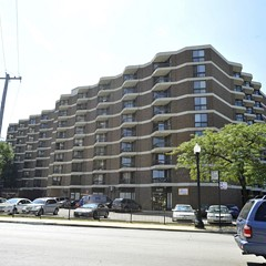 Canadian developer Onni Group changed long-approved redevelopment plans for Atrium Village, concentrating most affordable housing in one aging building.