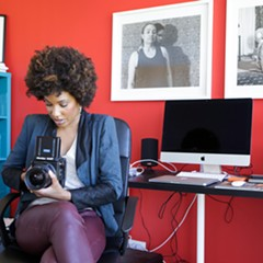 Photographer LaToya Ruby Frazier will be one of the speakers at the Humanities Fest kickoff event on March 22.