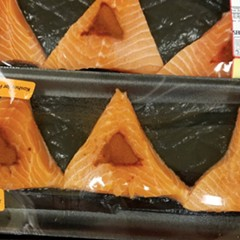 This year, celebrate Purim with Salmontaschen