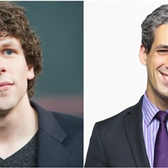 Actor Jesse Eisenberg to join Daniel Biss rally in Chicago on Saturday