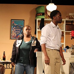 Michael Allen Harris's Kingdom reveals a young playwright on the brink of greatness