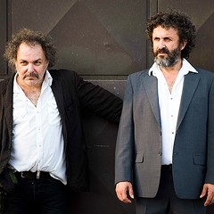 Xylouris White expands its collision of Cretan traditional music and rock on Mother