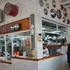 Copper thief shuts down Antique Taco, but it's back in business