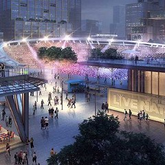 Colossal concert promoter Live Nation adds its financial muscle to the Lincoln Yards development