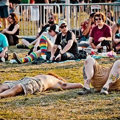 Does Chicago have too many music festivals?