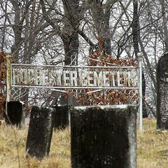 Lincoln, lizard mounds, angels, devil's curses, and junk food magnates: midwestern cemeteries have 'em all