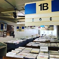 Will the music finally stop at one of the state's oldest record stores?