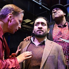 There's too much story for one play in Neverwhere, but it's a hell of a visual trip