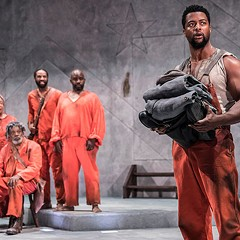 History resonates through Suzan-Lori Parks's Civil War drama Father Comes Home From the Wars