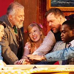 Oak Park Festival Theatre uncovers hidden depths in You Can't Take It With You