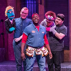 Growing up furry on Avenue Q
