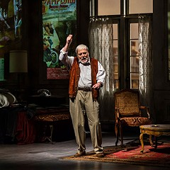 Stacy Keach returns for another go at Hemingway and Pamplona