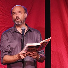 Scott Adsit improvises two shows with fellow iO alum Jet Eveleth on Wed 8/18.