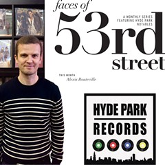 Alexis Bouteville of Hyde Park Records