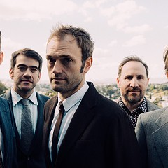 Progressive bluegrass combo Punch Brothers settle into a hybrid sound with a sharp melodies