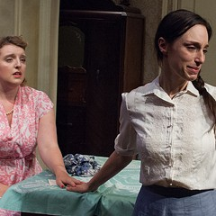 The Holocaust drama A Shayna Maidel takes the redemptive route