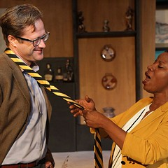 Albee's The Goat, or Who Is Sylvia? is shocking, but not in the way the playwright intended
