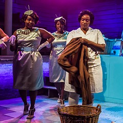 Firebrand's Caroline, or Change revels in tension, both racial and domestic