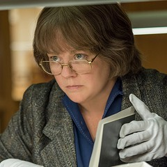 Melissa McCarthy and Richard E. Grant make likably unlikable scoundrels in Can You Ever Forgive Me?