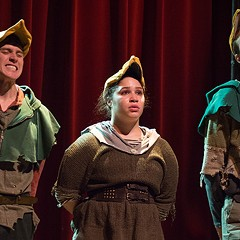 Adventure Stage's Adventures of Robin Hood asks young audiences to ponder the nature of heroism