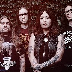 Virginia doom quartet Windhand deliver their most hook-driven songs to date on Eternal Return
