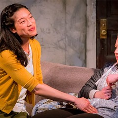 Calamity West's new play, In the Canyon, chronicles the slow erosion of abortion rights