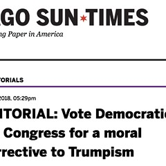 Who's that speaking for the Sun-Times this time?