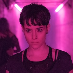 Girl in the Spider's Web uses past trauma as an excuse for further violence