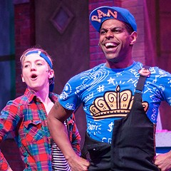 Bros do Prose brings hip-hop to Neverland in Peter Pan
