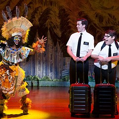 Book of Mormon is still crass and juvenile—and completely delightful